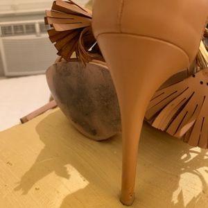 Shoe Dazzle Shoes - STILETTO WRAP SHOE